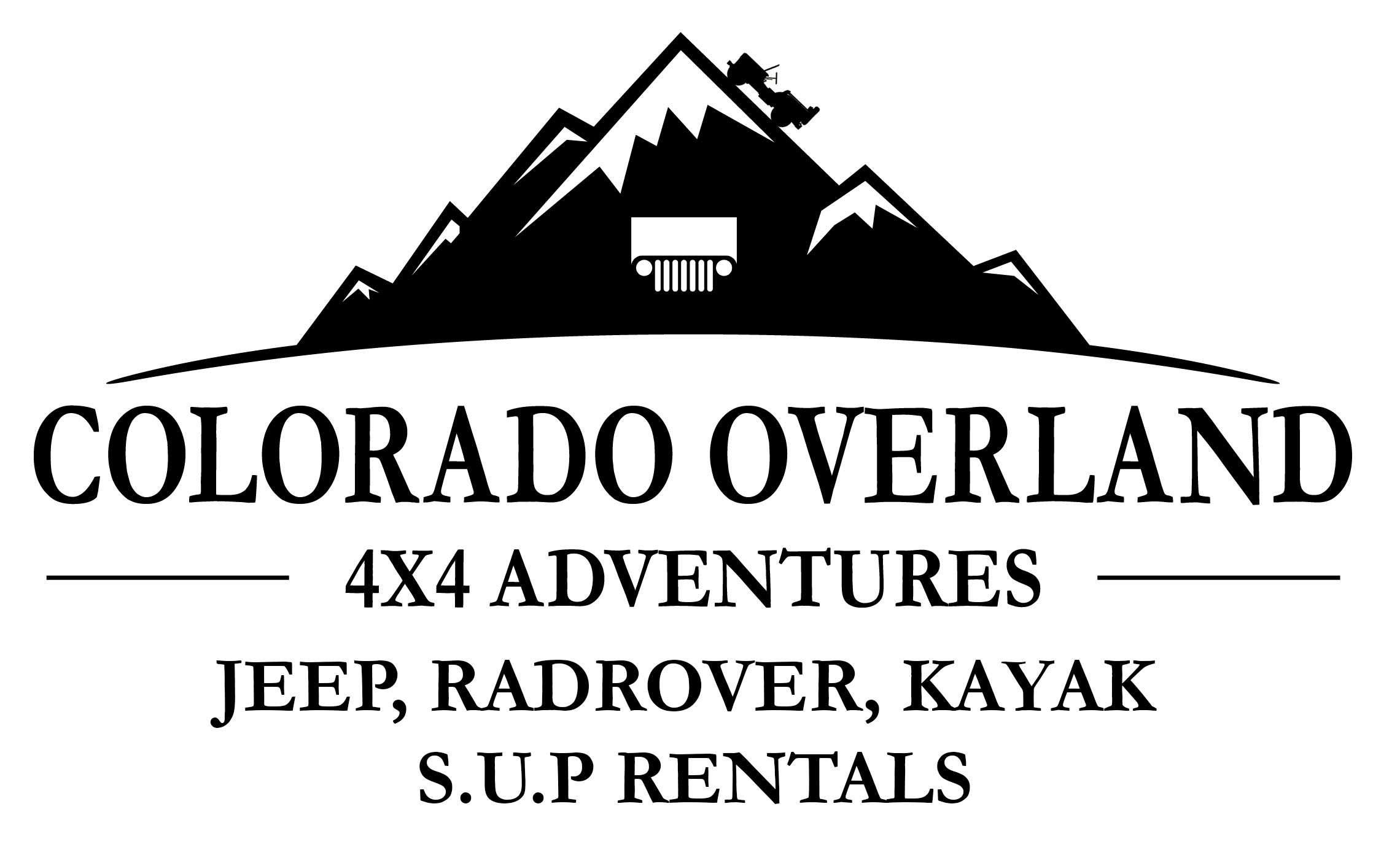 Colorado Overland 4x4 Adventures